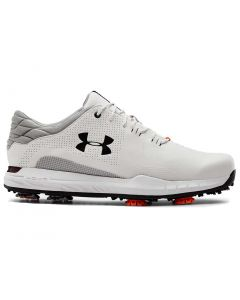 Golf Shoes Under Armour Hovr Matchplay Golf Shoes White Black Profile