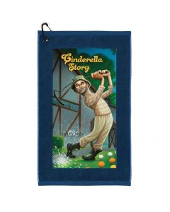 Golf Towel Devant Caddyshack Collection Cinderella Story Towel