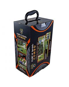Golf Training Aids Club Champ Sports Chipping Nat And Shag Bag Combo Box