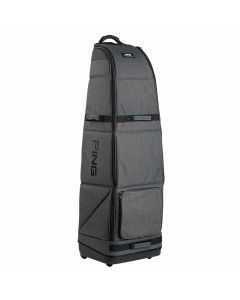 Golf Travel Accessory Ping Rolling Travel Bag Front