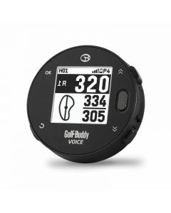 GolfBuddy Voice X GPS Black