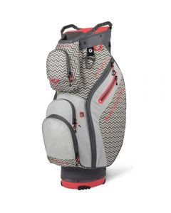 Sun Mountain 2021 Women's Starlet Cart Bag gunmetal