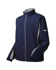 FootJoy HydroLite Rain Jacket Navy/Black/Grey