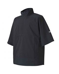 FootJoy HydroLite Short Sleeve Rain Shirt Black
