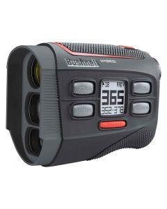 Bushnell Hybrid Laser Rangefinder and Golf GPS