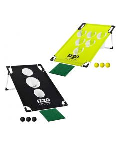 Izzo Pong Hole Chipping and Game Set