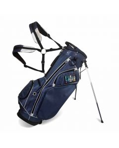 JCR CL450 Stand Bag Navy/White