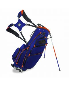 JCR DL550s Stand Bag Navy/Orange