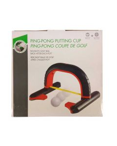 JEF World of Golf Ping Pong Putting Cup