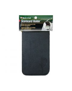 JEF World of Golf Pocket Scorecard Holder