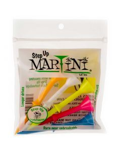 Martini Golf Tees Step-Up Tees