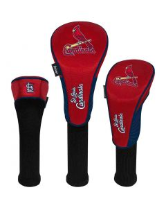 McArthur Sports MLB Set of 3 Headcovers Minnesota Twins