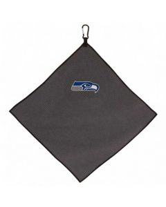 "McArthur Sports NFL 15"" X 15"" Grey Microfiber Towel"