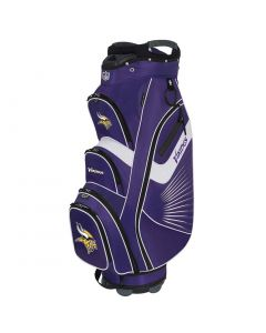 McArthur Sports NFL Bucket II Cooler Cart Bag Minnesota Vikings