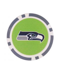 McArthur Sports NFL Poker Chip Ball Marker Seattle Seahawks