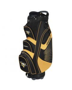 McArthur Sports NHL Bucket II Cooler Cart Bag Pittsburgh Penguins