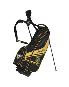 McArthur Sports NHL GridIron III Stand Bag Pittsburgh Penguins