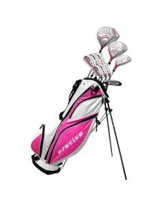 Precise Women's MDX II 14-Piece Complete Set Pink