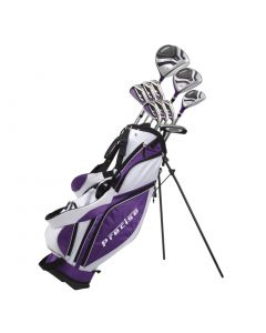 Precise Women's MDX II 14-Piece Complete Set Purple