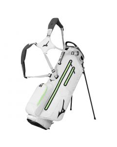 Mizuno K1 Lo Stand Bag Light Grey