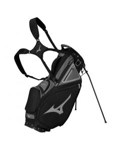 Mizuno Pro 14-Way Stand Bag Black
