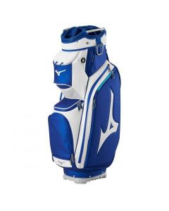 Mizuno Pro Cart Bag Staff Blue