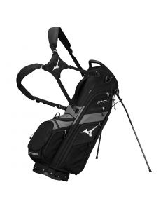 Mizuno BR-D4 6-Way Stand Bag Black/Charcoal