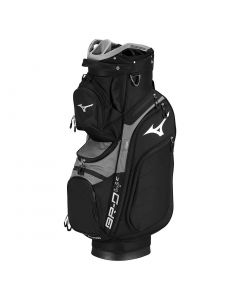 Mizuno BR-D4C Cart Bag Black/Charcoal