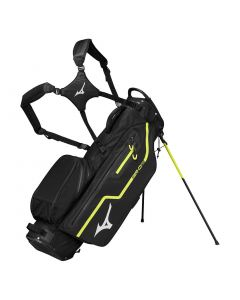 Mizuno BR-DRI Stand Bag Black/Lime