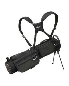 Mizuno 2022 Br D2 Stand Bag Black