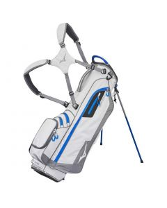 Mizuno Br D3 Stand Bag Grey Charcoal
