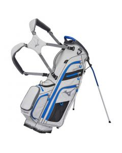 Mizuno Br D4 14 Way Stand Bag Black Charcoal