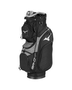 Mizuno Br D4c Cart Bag Black Grey