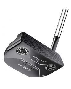 Mizuno M Craft V Black Ion Putter Hero