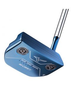 Mizuno M Craft V Blue Ion Putter Hero
