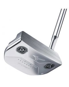 Mizuno M Craft V White Satin Putter Hero2