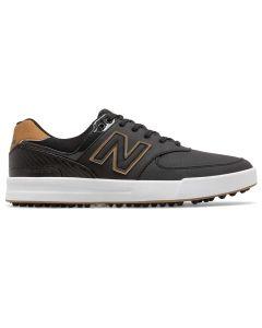 New Balance 574 Greens Golf Shoes Black