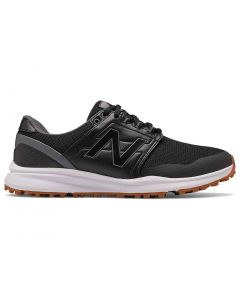 New Balance Breeze V2 Golf Shoes Black Profile