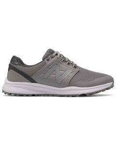 New Balance Breeze V2 Golf Shoes Grey Profile