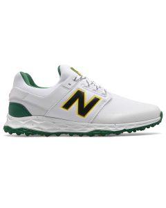New Balance Fresh Foam Links SL Golf Shoes White/Green