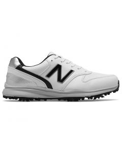 New Balance NBG1800 Sweeper Golf Shoes White/Black