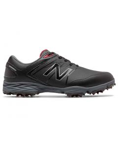 New Balance NBG2005 Striker Golf Shoes Black/Red