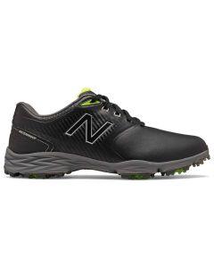New Balance Striker V2 Golf Shoes Black Lime Profile