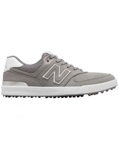New Balance Women's 574 Greens Golf Shoes Grey