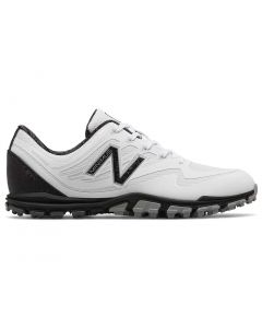 New Balance Women's NBGW1005 Minimus WP Golf Shoes White/Black