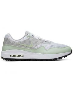 Nike Air Max 1 G Golf Shoes White Jade Aura Profile