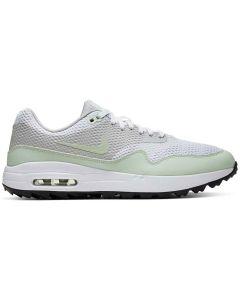 Nike Air Max 1 G Golf Shoes White Jade Aura Profile
