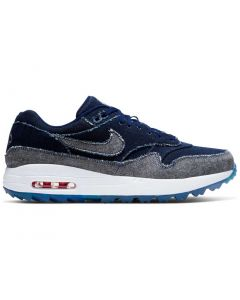 Nike Air Max 1 G NRG Golf Shoes Blue Void/Thunderstorm