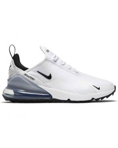 Nike Air Max 270 G Golf Shoes White Black Platinum Profile