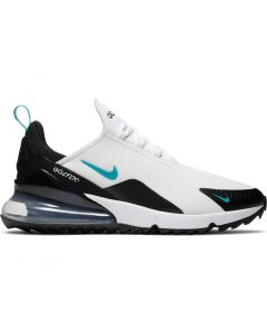 Nike Air Max 270 G Golf Shoes White Dusty Cactus Profile